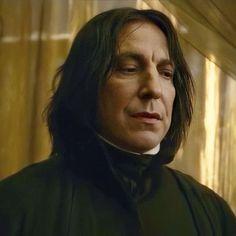 Harry Potter Severus Snape, Alan Rickman Severus Snape, Half Blood, Film, Prince, Instagram, Movie, Film Stock, Cinema