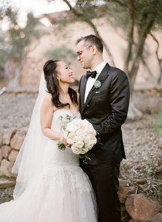 Photography: Kevin Chin - kevinchin.com Wedding Dress: Monique Lhuillier - http://www.moniquelhuillier.com/ Venue: Auberge Du Soleil - http://www.stylemepretty.com/portfolio/auberge-du-soleil   Read More on SMP: http://www.stylemepretty.com/california-weddings/2016/06/10/spring-wedding-at-auberge-du-soleil/