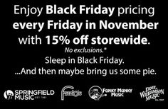 What Will Your Shopping Spree Look Like This Black November?