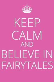 I am living a fairytale but it has many ups and downs along the way to my happy ending