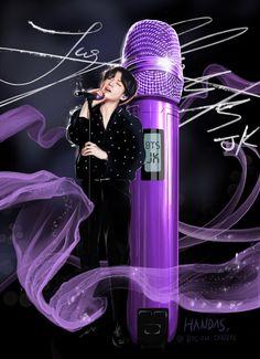 Fan art Jungkook uploaded by Gladys제시카 on We Heart It