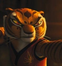 Why oh why isn't there a costume for Master Tigress from Kung Fu Panda? Seriously, what little girl wouldn't want to dress as such a powerful...