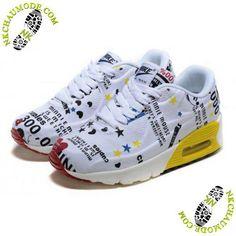 the latest eb033 1baf3 Buy Nike Air Max 90 Kids Zapatillas Blanco Amarillo 1002 (Nike Air Max 90  Deportivas) Online HZTwD from Reliable Nike Air Max 90 Kids Zapatillas  Blanco ...