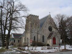 Grace Episcopal Church - Syracuse, NY