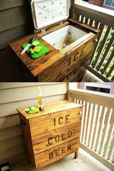 Small Deck Ideas - Decorating Porch Design On A Budget Space Saving DIY Backyard. Budget Patio, Patio Diy, Diy On A Budget, Backyard Patio, Patio Ideas, Backyard Ideas, Wood Patio, Sloped Backyard, Balcony Ideas
