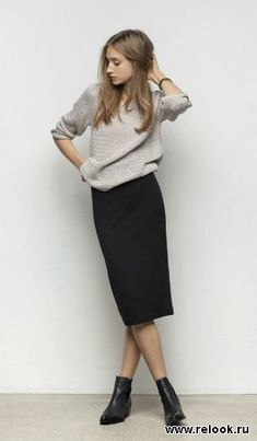 скандинавский минимализм стиль в одежде - Поиск в Google