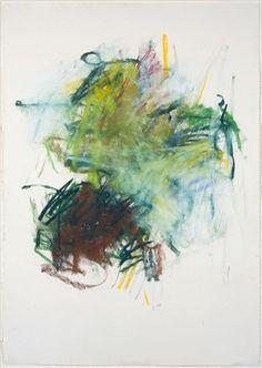 Joan Mitchell - Untitled 1992.