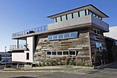 Lifeguard Tower Home EWP Floors 1