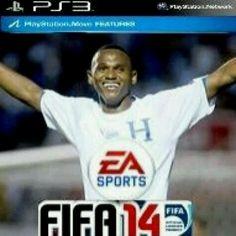 El nuevo Brasil 2014 se escribe con H de Honduras!!!!