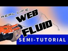 Yes, my web fluid does work - YouTube Airsoft Grenade, Sci Fi Armor, Cool Technology, Yes, Real Life, Youtube, Youtubers, Youtube Movies