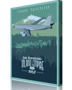 Share Squadron Posters for a 10% off coupon! Fairchild AFB – 92d ARS KC-135 print #http://www.pinterest.com/squadronposters/
