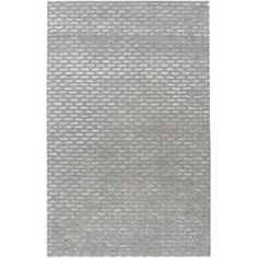 Atlantis Gray Rectangular: 5 Ft. x 8 Ft. Rug