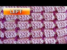Meladoras Creations | Crochet Block Stitch – Free Crochet Pattern