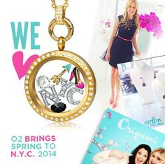 #OrigamiOwl in NYC! It's amazing how much we have grown in 2 years. Don't you wish you were a part of it? Contact me for more information. www.facebook.com/locketstories