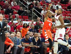 """I don't think I can remember one like that,'' Syracuse coach Jim Boeheim said. ""That was pretty good."""