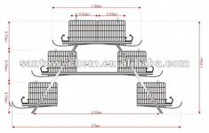 tier layer manual cages electro galvanized/hot dipped/PVC coated chicken cages/egg laying hen/battery cage for Africa Portable Chicken Coop, Diy Chicken Coop, Hatching Chickens, Layer Chicken, Poultry House, Chicken Cages, Laying Hens, Chicken Coop Designs, Building A Chicken Coop