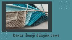 Videos, Knitting, Youtube, Patterns, Animals, Knitting Videos, Tejidos, Knit Patterns, Breien