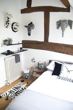 Zebra Rug - Project Nursery