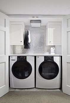 Contemporary Laundry Room - Found on Zillow Digs. What do you think?