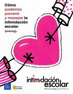 ... Cómo podemos prevenir y manejar la intimidación escolar. Bullying. http://www.apega.org/index.php/publicacions/outras-publicacions/920-como-podemos-prevenir-y-manejar-la-intimidacion-escolar-bullying https://www.yumpu.com/es/document/view/15628960/como-podemos-prevenir-y-manejar-la-intimidacion-red-papaz