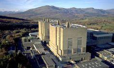 Trawsfynydd power station, Wales