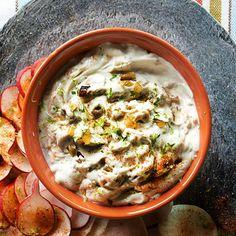 Caramelized Onion Dip   bhg.com
