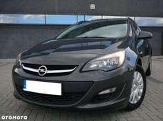 Opel Astra 1.7 CDTI 130KM po Lifcie Salon PL Serwis ASO 1 WŁ. Nowy Rozrząd…