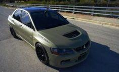 Έλληνες έχουν φτιάξει το πιο γρήγορο Mitsubishi EVO των 2.150 ίππων του κόσμου Vehicles, Car, Sports, Hs Sports, Automobile, Sport, Autos, Cars, Vehicle