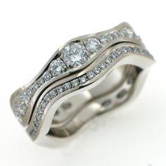 Saarikorpi Design, Wave III + Wave II + W/VS diamonds