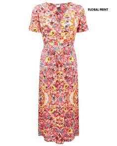 2194aada485a9d Elasticated Waist Dress  Womens  Ladies  Fashion  cotton  British  Fashion