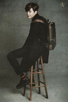 Lee Jong Suk ♡ #KDrama // High Cut's Vol. 117