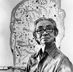Japanese painter, INOKUMA Genichiro (1902~1993) 猪熊弦一郎