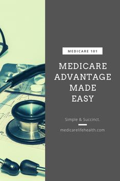 """Learn the basics of Medicare Advantage and who these plans are a good fit for. Medicare Advantage """"bundled"""" plans are offered by private insurance companies (carriers). You use them IN PLACE of Original Medicare, but they are still Medicare. Affordable Health Insurance, Make It Simple, Dental, Health Care, Insurance Companies, How To Plan, Easy, Life, Group"""