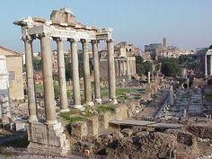 Rome, the Forum... Amazing