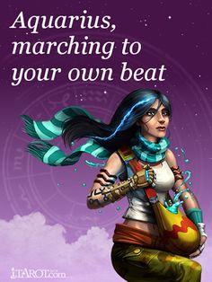Happy Astrological New Year, Aquarius!