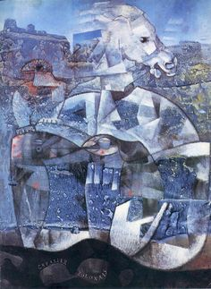 Untitled, 1909 by Max Ernst, Early works. Expressionism. abstract