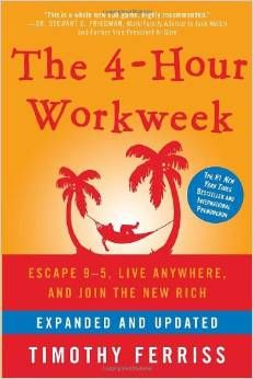 The 4-Hour Workweek by Timothy Ferriss from Ep 149: Angel Investing with Jenn Viane Riese - BizChix.com/149