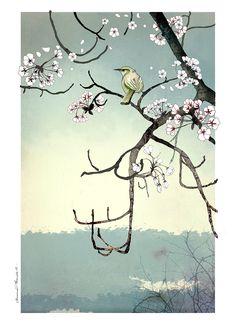 Artprint from Anna Handell,  50x70cm