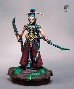Image result for custom warhammer 40k miniatures