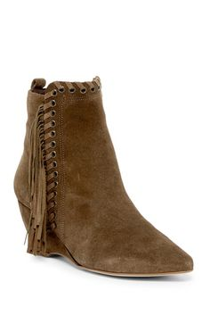 Image of Coconuts By Matisse Sissy Fringe Boot