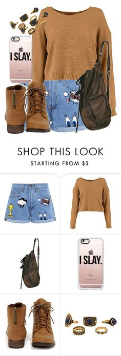 """♫Pacifier her, She's getting on my nerves ♫"" by me-is-a-pizza ❤ liked on Polyvore featuring Paul & Joe Sister and Casetify"