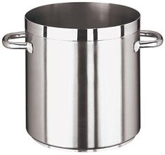 Paderno World Cuisine Grand Gourmet Stainlesssteel 338Quart Stockpot * Read more at the image link.