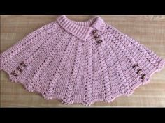 Capinha de Crochê Fofura Baby Kids - YouTube