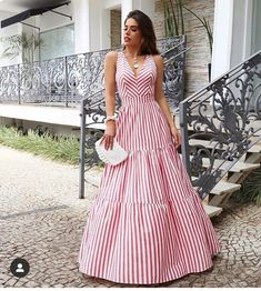 Simple Dresses, Cute Dresses, Casual Dresses, Short Dresses, Fashion Dresses, Summer Dresses, Western Dresses, Striped Maxi Dresses, Stunning Dresses