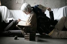 Nezumi & Shion Cosplay // No.6