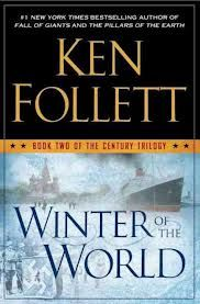 I have FINALLY posted my review of Ken Follett's masterpiece, Winter of the World on my Sexxy Book Blog. It's taken me this long to decompress from it. Lol. Give it a read, it's a really good review. Yes, I just gave my review props, it's that good...