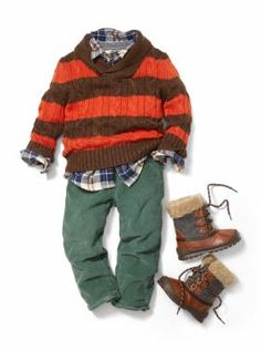 Baby Clothing: Toddler Boy Clothing: We ♥ Outfits   Gap