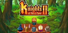 Knights of Pen & Paper 2 v2.0.6 APK #Android #Games #Apk apkmiki.com