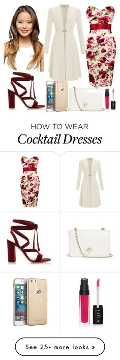 """"""""""" by vtacheva on Polyvore featuring Gianvito Rossi, Tory Burch, women's clothing, women, female, woman, misses and juniors"""
