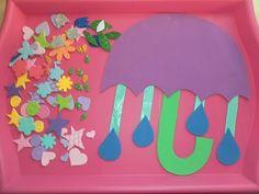 U is for umbrella - Rockabye Butterfly blog